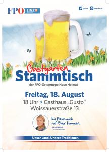 gastgarten-stammtisch-klitsch-2017